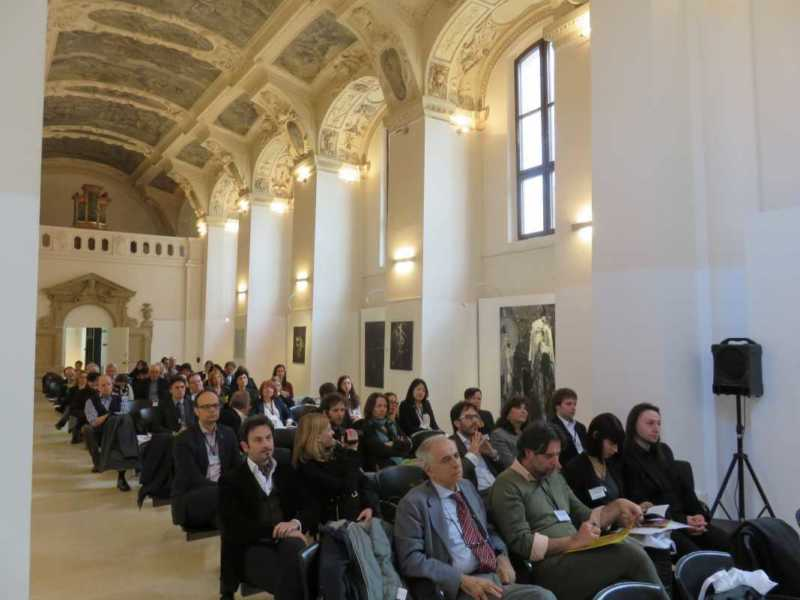 Pubblico in sala - Credit IIC