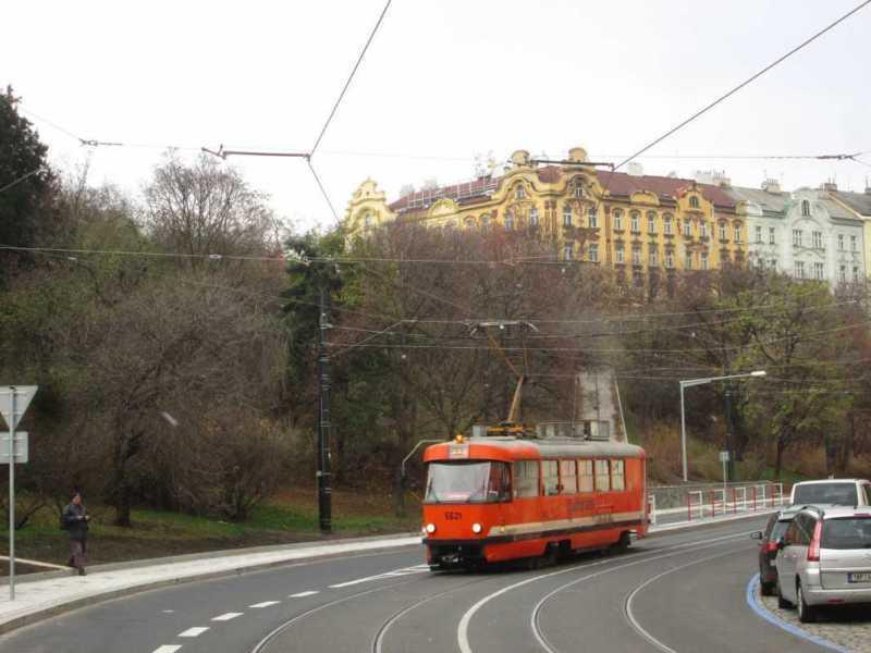 Měřicí tramvaj