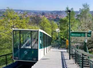 Praga: riapre la funicolare di Petřin