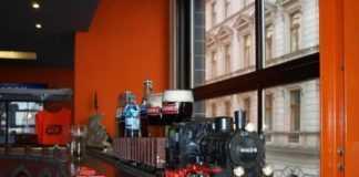 Výtopna: il ristorante dove la birra arriva in treno