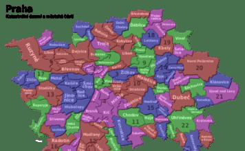 Guida: dove affittare casa a Praga
