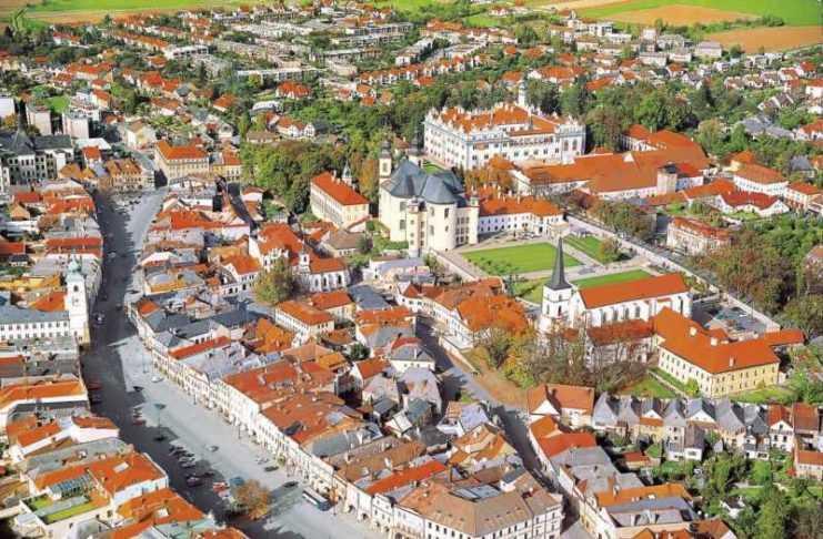 Patrimoni Unesco cechi #8: Litomyšl