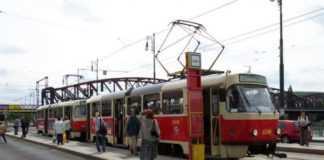 Praga: come cambieranno le linee dei tram da agosto