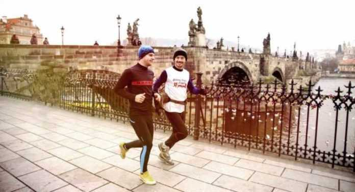 Come tenersi in forma a Praga