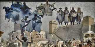 Festività ceche: 5 luglio, l'arrivo di Cirillo e Metodio nella Grande Moravia