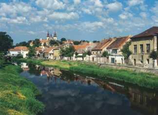 Patrimoni Unesco cechi #7: Třebíč