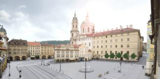 Praga: chiuso il parcheggio di piazza Malá Strana