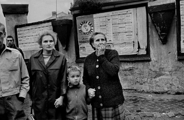 21 agosto: L'occupazione sovietica di Praga del 1968