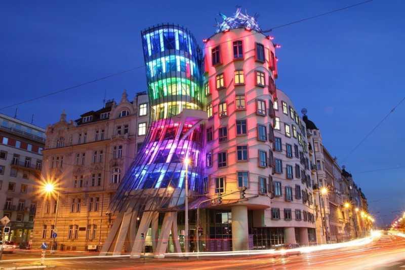 Architettura moderna a praga 9 costruzioni da non perdere - Architettura casa moderna ...