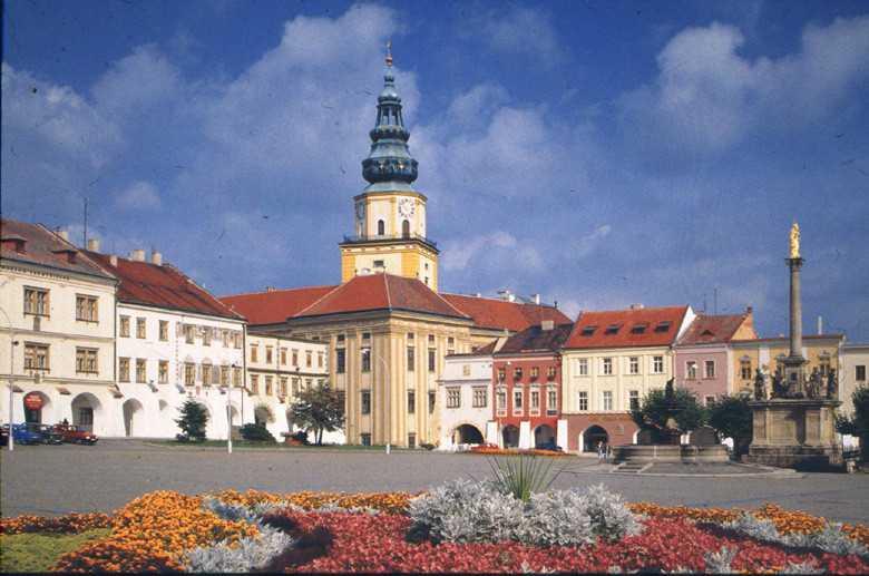 Kroměříž - Palazzo arcivescovile - 2