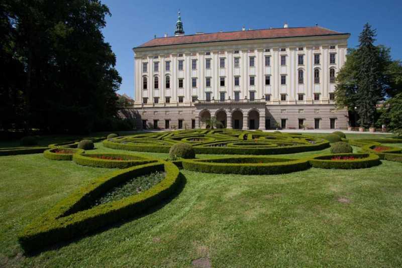 Kroměříž - Palazzo arcivescovile