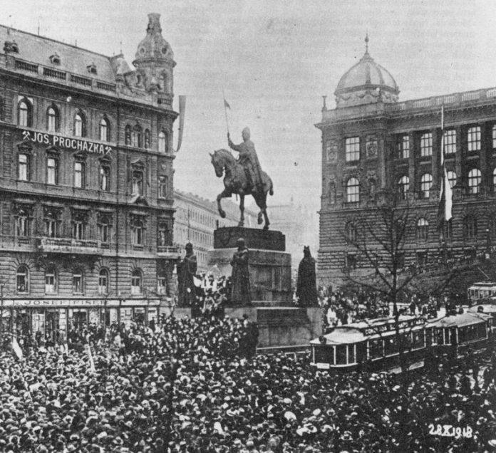 Festività ceche: 28 ottobre, nascita della prima repubblica cecoslovacca