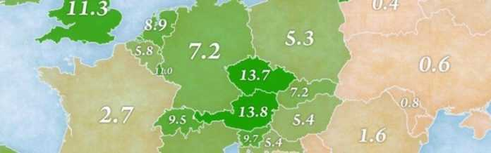 Repubblica Ceca, un posto perfetto per i vegetariani