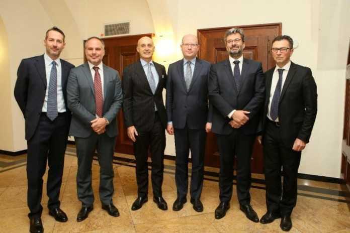 "CAMIC: premier ceco Sobotka incontra i soci ""Italia si conferma tra i principali partner""."