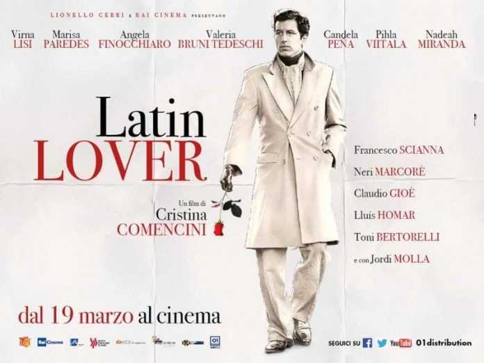 Comunicato IIC: proiezione film Latin Lover