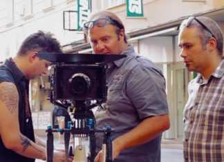 """Proiezione film """"Czizincii"""" a Praga il 9 Novembre"""