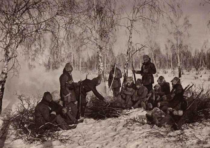 Italia-Cecoslovacchia: il battaglione Nazdar nella Grande guerra