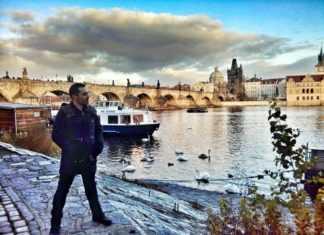 """Italiani a Praga: Samuele Nubile, """"questa città regala emozioni uniche"""""""