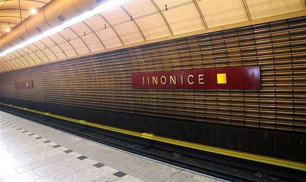 Chiusa la metro di Jinonice per 7 mesi
