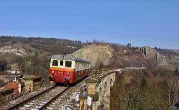 Pražský motoráček: un modo per vedere l'altra Praga in treno