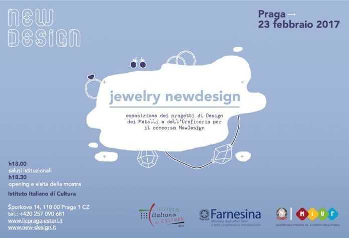 Comunicato IIC: mostra New Design