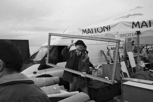 Addio al mercato delle pulci di Kolbenova