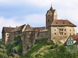 Castelli della Boemia: la regione di Karlovy Vary