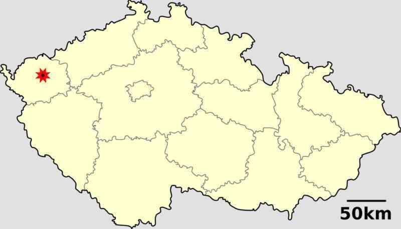 Dove si trova Karlovy Vary?