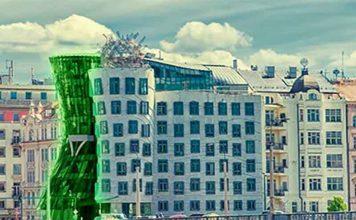La Casa Danzante si vestirà di verde nel giorno di San Patrizio