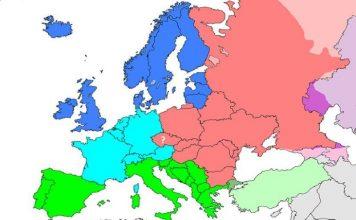 La Repubblica Ceca nell'Europa centrale - più o meno