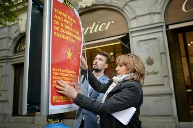 Praga: pugno di ferro del sindaco contro le truffe dei tassisti