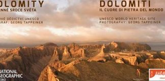 """CS IIC: mostra """"Dolomiti - il cuore di pietra del mondo"""""""