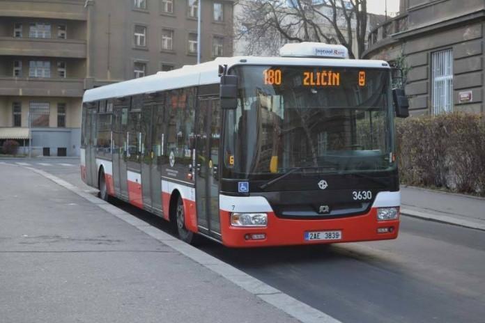 Modifiche alle linee degli autobus: cambio fermate, introduzione e soppressione di alcune tratte aueroporto Václav Havel
