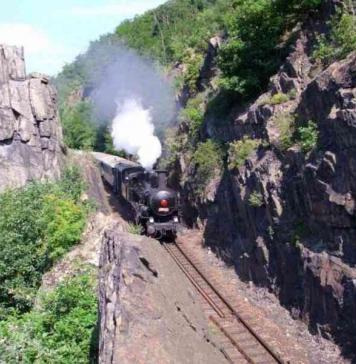 Escursioni: Posázavský pacifik, una giornata in treno