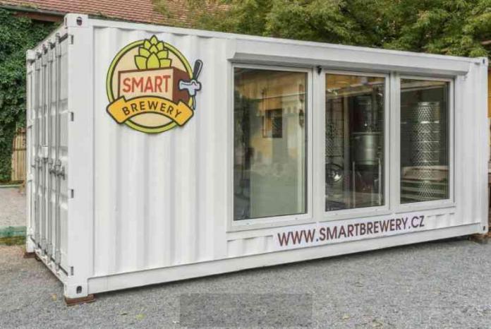 Arriva la mini fabbrica di birra portatile