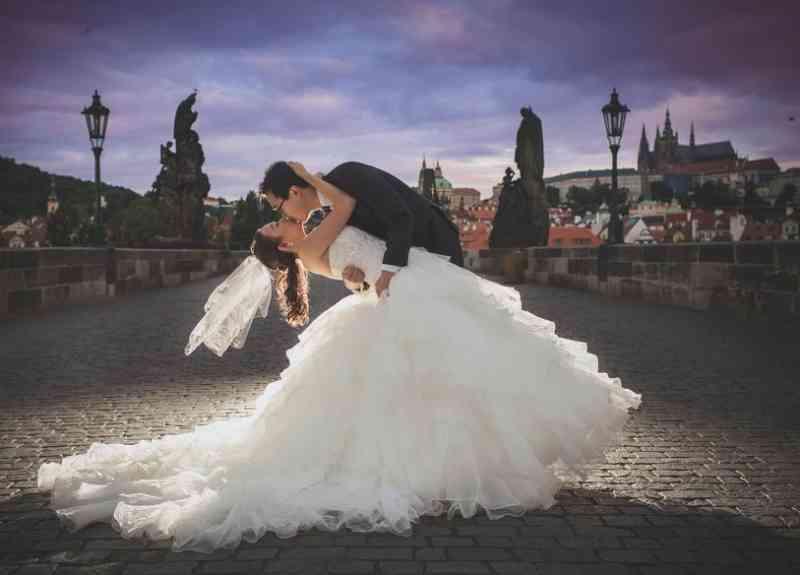 Matrimonio con rito civile o religioso in Repubblica Ceca