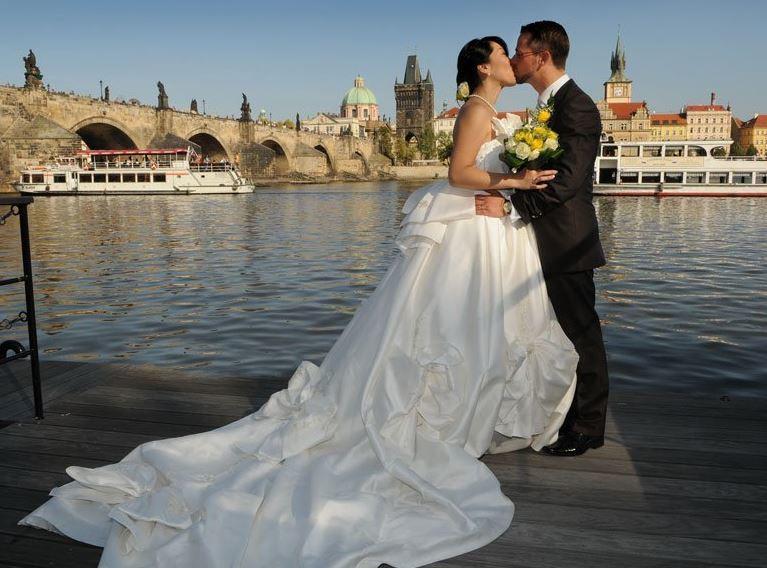 Celebrare il matrimonio in Repubblica Ceca