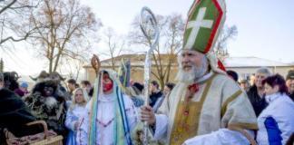 La tradizione di Svatý Mikuláš in Repubblica Ceca