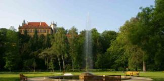 Il parco di Stromovka