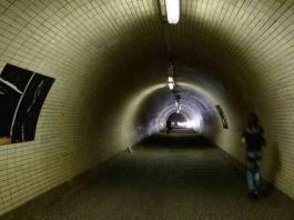 tunnel di zizkov