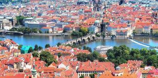 Praga cambiamento climatico