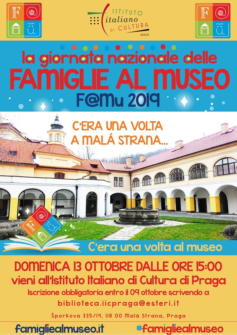 Famiglie al museo IIC FRONT