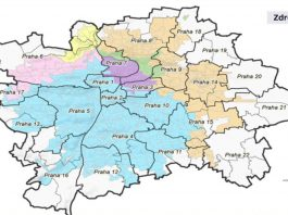 Droga a Praga