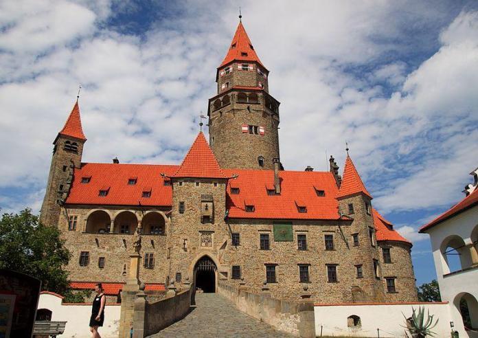 Castelli della Repubblica Ceca