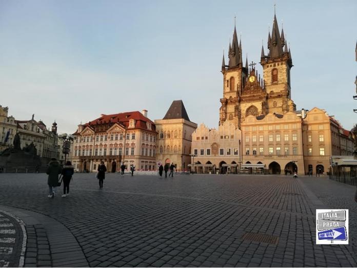 Quarantena Praga Repubblica Ceca Seconda ondata