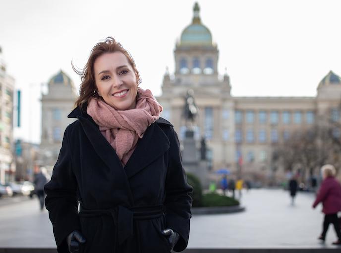 Martina Dlabajová è parlamentare del Parlamento europeo per il movimento ANO 2011.