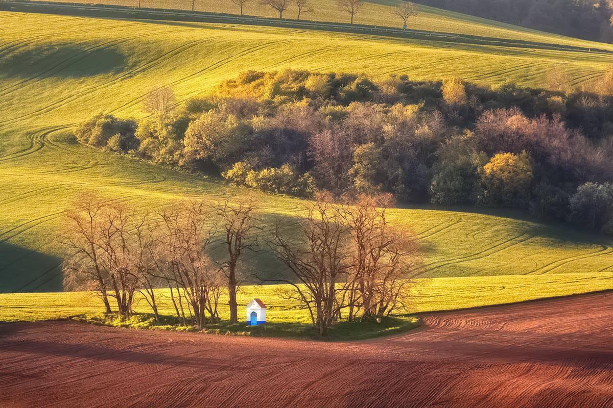 Toscana Morava / Moravské toskánsko