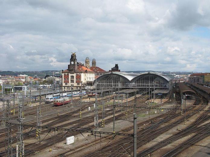 Hlavní nádraží - Stazione