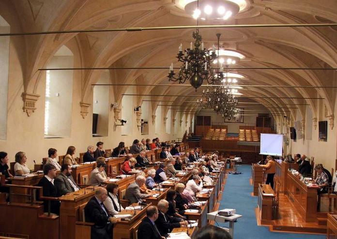 Senato Repubblica Ceca