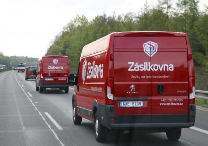Zasilkovna servizio spedizione repubblica ceca